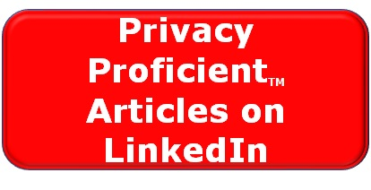 Privacy Proficient Articles on LinkedIn