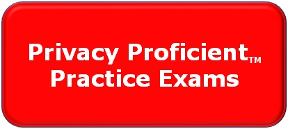 Privacy Proficient Practice Exams